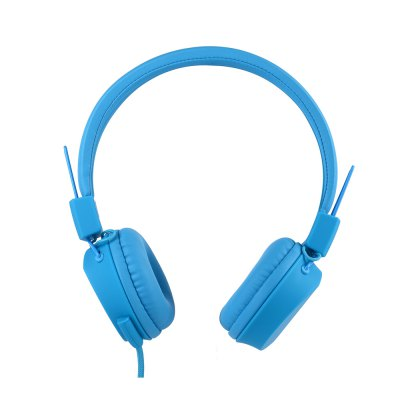 Kanen IP - 852 Stereo Headphones with Microphone On-line Control