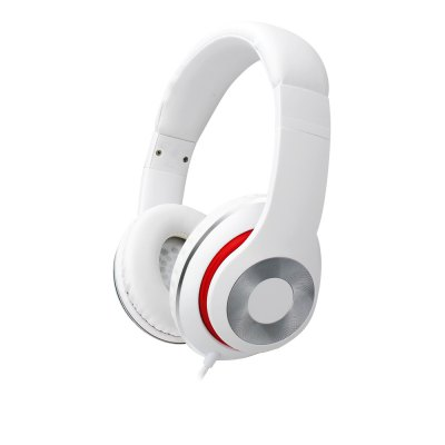 Kanen IP-980 Over-head Stereo Earphone Headphone with Microphone and On-line Control