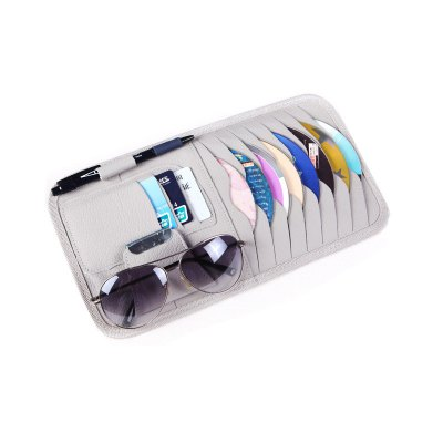Car Storage Multi-functional High Quality Durable CD Clip Visor