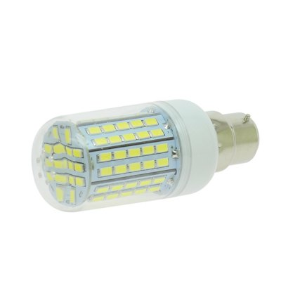 B22 Bayonet LED Corn Bulb 96 SMD 5730 AC 220 - 240V Home Lighting Warm / Cool White