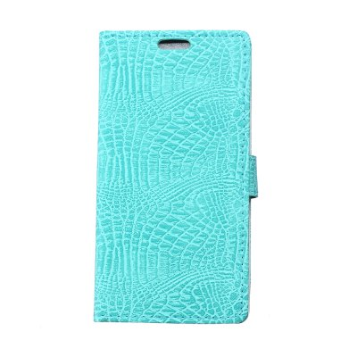 KaZiNe Crocodile Texture Wallet Stand Leather Cover For Lenovo K5 Plus