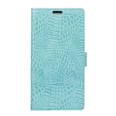 KaZiNe Crocodile Texture Wallet Stand Leather Cover For vivo X9