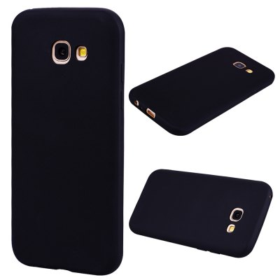 Textured Ultra-Slim TPU Soft Back Case for Samsung Galaxy A5 2017