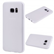 Textured Ultra-Slim TPU Soft Back Case for Samsung Galaxy S6
