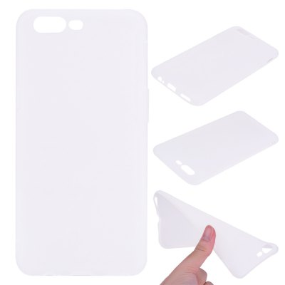 Textured Ultra-Slim TPU Soft Back Case for OnePlus 5