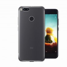TOCHIC TPU Protective Soft Case for Xiaomi Mi A1