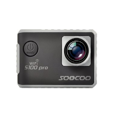 SOOCOO Brand 4K HD S100pro Controls GPS Positioning Outdoor Diving Waterproof and Anti-shaking Sports Camera