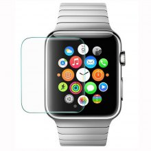 Tempered Glass Screen Protector Protective Film for Apple Watch Series 1 / 2 38mm