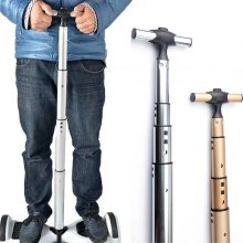 New products gadgets Extendable Portable Pull Rod for 2 Wheel Self Balancing Scooter 6.5 8 10 Inch Electric Smart Hoverboard Oxboard