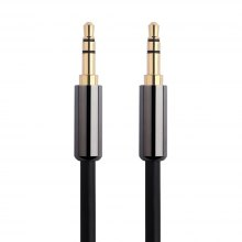 3.5MM Male Metal Stereo Auxiliary Cable Audio Cord