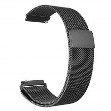 Milanese Loop Stainless Steel Mesh Smart Watch Strap for Samsung Gear S3 Frontier / Classic
