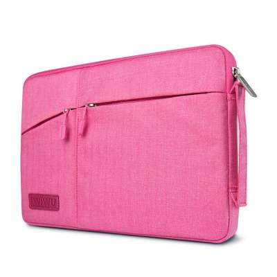 WIWU Gent Business Sleeve Bag Water Repellent Case for Macbook Tablet and Laptop 15.4 inch