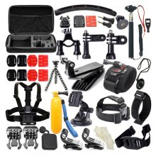 Accessory Kit for Gopro 48 in 1 Waterproof 147-Action Camera for Xiaomi