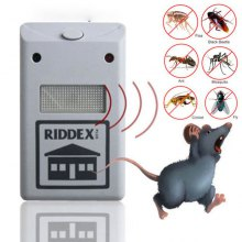 Pest Control Reject Rat Spider Insect Ultrasonic Repeller Repellent
