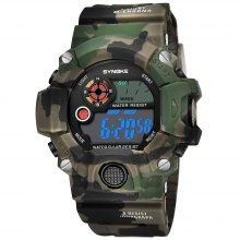 SYNOKE 9448 Men's Multifunctional Sports Electronic Watch