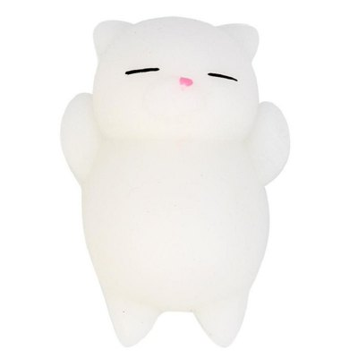 Cute Cat Style Squishy Toy for Pressure Reducing