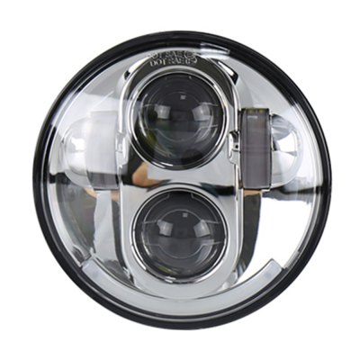 Wholesale Front Lighting High Low Beam Super Bright 40W 5.75 inch LED Motorcycle