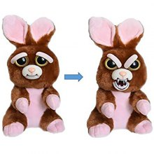 Funny Expression Pets Plush Toy