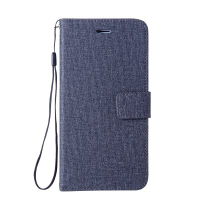 Cotton Pattern Leather Case for Huawei P10 Plus