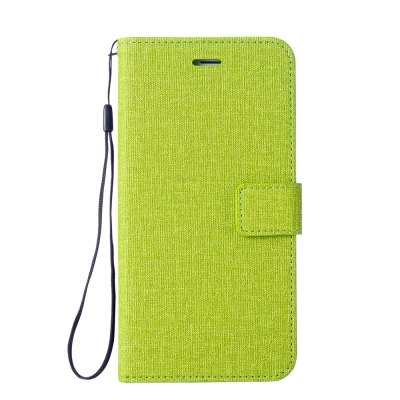Cotton Pattern Leather Case for Huawei GR5 2017