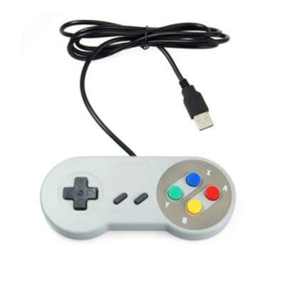 Classic USB Controller for SNES - COLORFUL