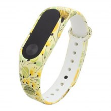 For Xiaomi Mi Band 2 Bracelet Strap Colorful Strap Wristband Replacement Smart Band Accessories Silicone Band