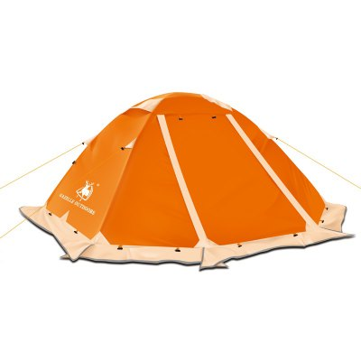 Luxurious and Simple Structure Tent