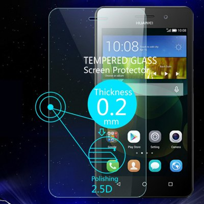 0.2mm Premium Explosion-Proof Tempered Glass Screen Protector Film for Huawei G Play Mini 5.0 Inch