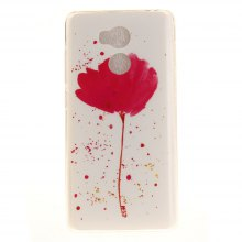 Song For Orchid Soft Clear IMD TPU Phone Casing Mobile Smartphone Cover Shell Case for Xiaomi Redmi 4 Prime