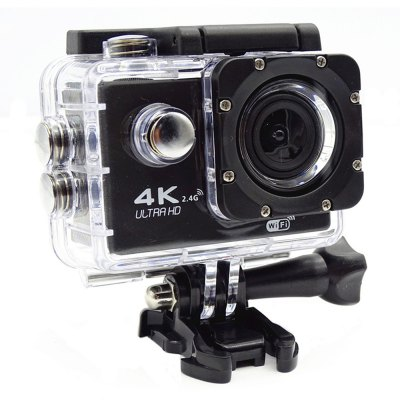 Wi-Fi 12MP Waterproof Action Sports Camera Suit