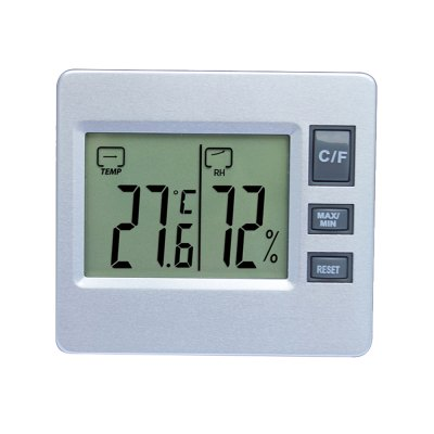 XY - WS02 Digital Digital Clock for Household Electronic Digital Temperature Hygrometer