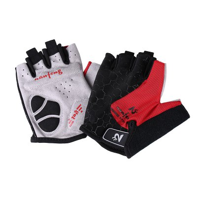 2017 New products gadgets Half-Finger Bike Gloves Outdoor Cycling Gloves