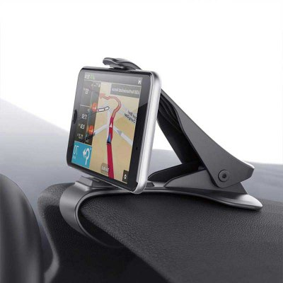Mobile Phone Stand Cradle Dashboard Car Holder Support GPS
