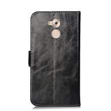 Case for Huawei Honor 6C/Huawei Enjoy 6S/Nova Smart 5.0 inch Leather Wallet Book Style Flip Protective Phone Cover Vintage