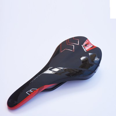 High-Grade Leather Comfortable Wear-Resistant Mountain Bike Saddle
