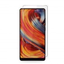 Protector Tempered Glass Screen Film for Xiaomi MIX 2 - TRANSPARENT