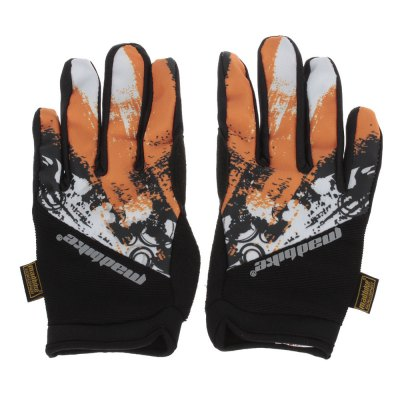 Cool Motorcycle Motorbike Cycling Racing Full Finger Gloves