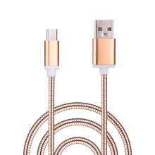 Spring Stripes Micro USB Data Charging Cable 100CM