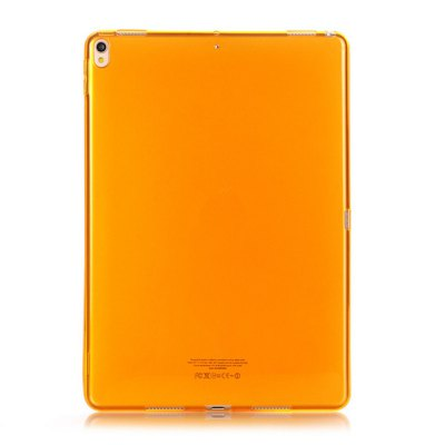 Soft TPU Cover for iPad 2/3/4 Case Silicone Transparent Slim Clear Cover