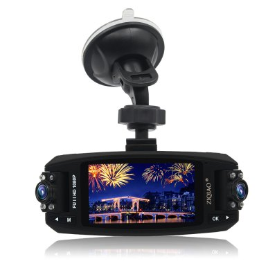 JL - F80 High-speed Driving Recorder 170 Degrees Gold Wide-angle Night Vision Car DVR Sports DV 2.7 inch Screen 1080P