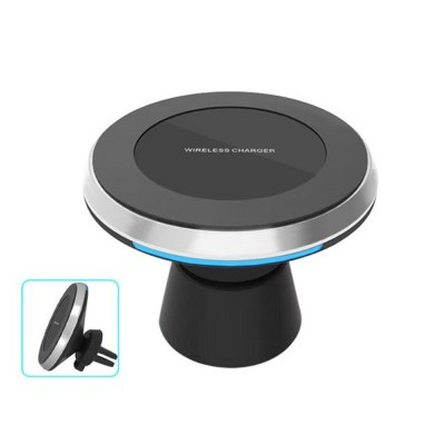 Spedcrd Car Wireless Charger Magnetic Stand Fast Charging Dock