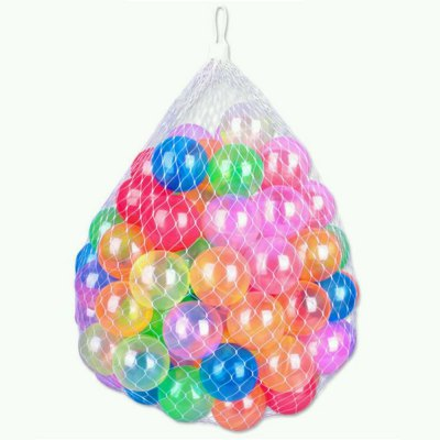 Colorful Ocean Ball 50 Balls