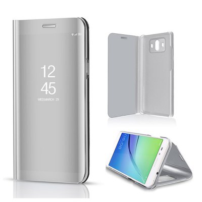Original Mirror Clear View Smart Cover Phone With Rouse Slim Flip for Huawei Mate 10 Pro Case