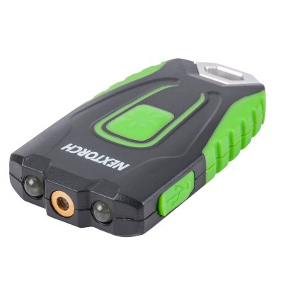NEXTORCH GL20 2-IN-1 Laser Keychain Light Keychain LED Light and Laser Combo