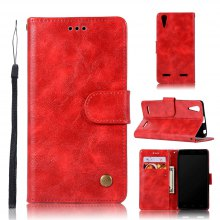 Flip Leather Case PU Wallet Case For Lenovo A6000 / A6010 Case A6000 Plus / K3 / K30-T / K30-W Phone Bag with Stand