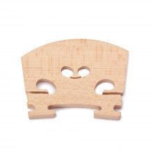 Replacement Maple Wooden Bridge for Acoustic Violin