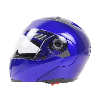 105 Double Mirror The Genuine Paclight Knight Helmet Helmet Motorcycle Helmet Winter Double Lens Exposing The Surface