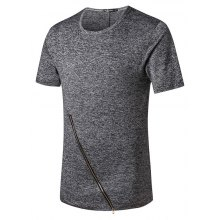 2018 New Men'S Large Irregular T-Shirts