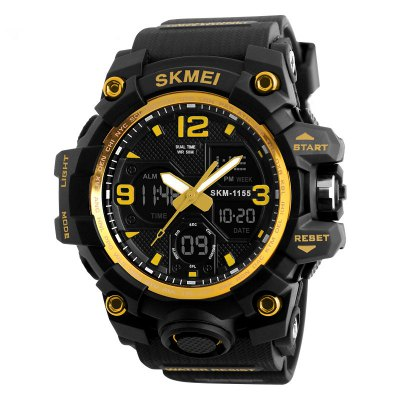 SKMEI Beauty Men Waterproof Multi-Purpose Outdoor Sports Electronic Watch