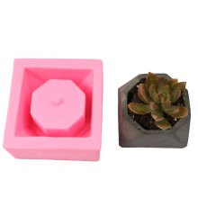 Flower Pot Molds Silicone Vase Mold Silicone Cement Mould Silicone Concrete Mold Clay Mould Concrete Planter Mold
